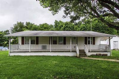 Pearisburg Single Family Home For Sale: 1213 Lynwood Avenue