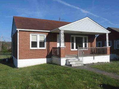 Radford Single Family Home For Sale: 1613 2nd Street