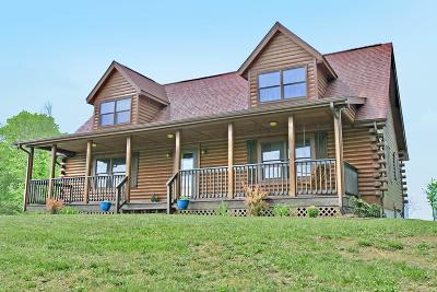 Floyd County Single Family Home For Sale: 367 Cannadays Gap Road