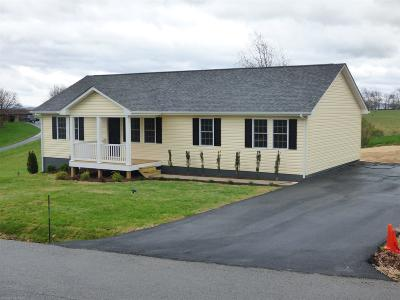 Wythe County Single Family Home For Sale: 324 S Greever Street