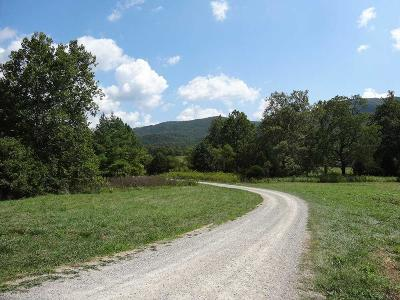 Blacksburg Residential Lots & Land For Sale: 1123 Catawba Road