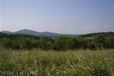 Christiansburg Residential Lots & Land For Sale: 3260 Tyler Road