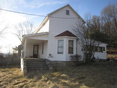 Giles County Single Family Home For Sale: 509 Croft Road