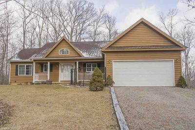 Montgomery County Single Family Home For Sale: 3680 Deer Run Rd Road