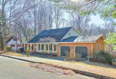 Montgomery County Single Family Home For Sale: 205 Pine Drive