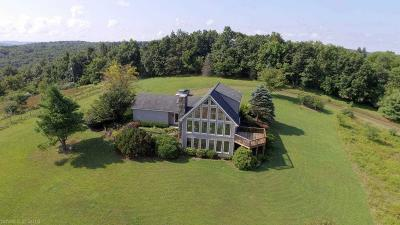 Floyd County Single Family Home For Sale: 3384 Fairview Church Road