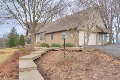 Radford Single Family Home For Sale: 7491 Bluff View Drive