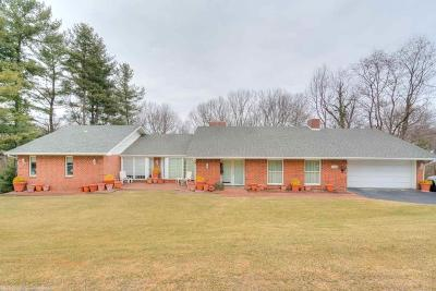 Montgomery County Single Family Home For Sale: 1405 Highland Circle