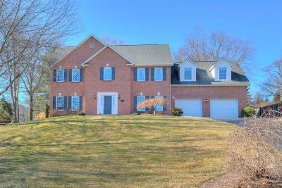 Montgomery County Single Family Home For Sale: 205 Mateer Circle