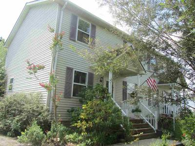 Christiansburg Condo/Townhouse For Sale: 560 Tarrytown Road