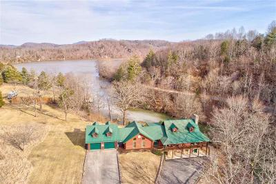 Single Family Home For Sale: 2620 Brown Road