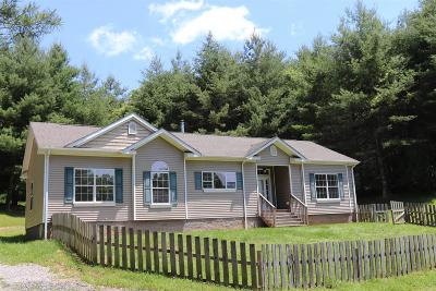 Floyd County Single Family Home For Sale: 138 Batman Thumper Road