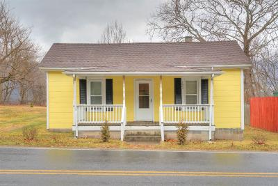 Giles County Single Family Home For Sale: 723 Main Street