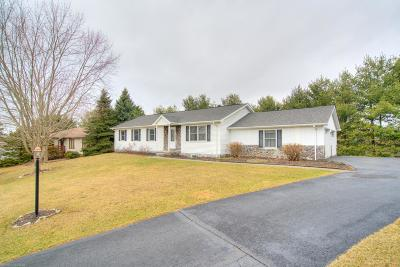 Christiansburg Single Family Home For Sale: 580 Independence Boulevard