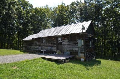 Pulaski County Single Family Home For Sale: 4516 Irish Mountain Road