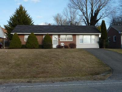 Floyd County Single Family Home For Sale: 127 Page Street