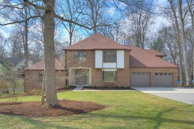Montgomery County Single Family Home For Sale: 4010 Tall Oaks Drive