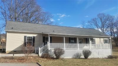 Radford Single Family Home For Sale: 1018 Forest Avenue