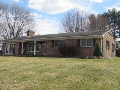 Wythe County Single Family Home For Sale: 115 Locust Avenue