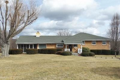 Giles County Single Family Home For Sale: 1519 Cabot Drive