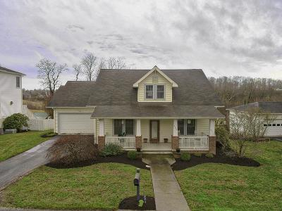 Montgomery County Single Family Home For Sale: 1215 Village Way South Street