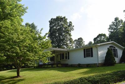 Check Single Family Home For Sale: 1613 Kings Store Road