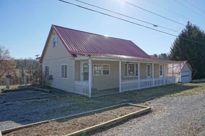 Radford Single Family Home For Sale: 3653 Peppers Ferry Road