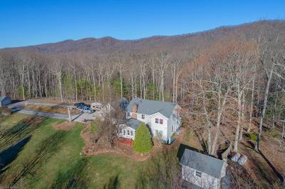 Wythe County Single Family Home For Sale: 2768 Fairview Parkway