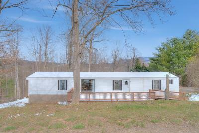 Shawsville Single Family Home For Sale: 3710 Jacob Drive