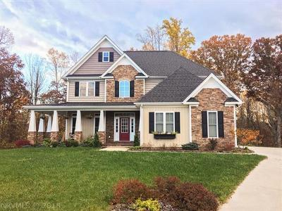 Montgomery County Single Family Home For Sale: 1700 Hollow Oak Court