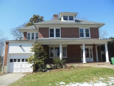 Montgomery County Single Family Home For Sale: 805 W Main Street