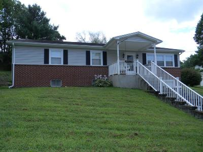 Giles County Single Family Home For Sale: 167 Bowens Road