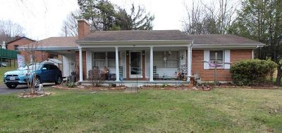 Single Family Home For Sale: 506 Parkwood Drive