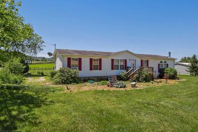 Montgomery County Single Family Home For Sale: 1585 Union Valley Rd Road