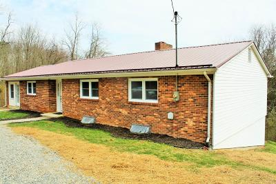 Radford Single Family Home For Sale: 6709 Camelot Road
