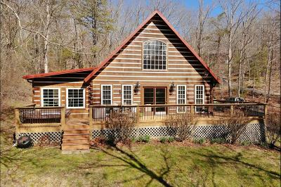 Montgomery County Single Family Home For Sale: 690 Coal Bank Hollow Road