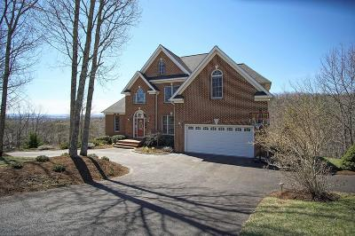 Montgomery County Single Family Home For Sale: 3981 Buck Mountain Ridge