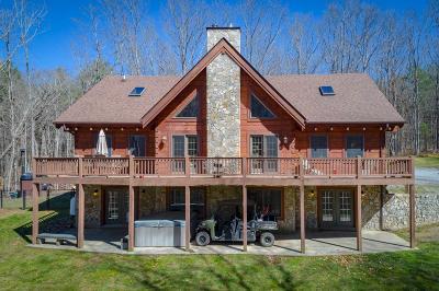 Wytheville VA Single Family Home For Sale: $329,900