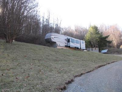 Shawsville Single Family Home For Sale: 2739 Georges Run Roads