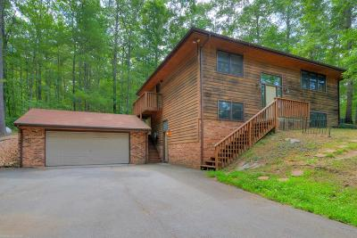Single Family Home For Sale: 2540 Lick Run Road