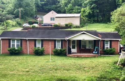 Shawsville Single Family Home For Sale: 5933 Roanoke Road