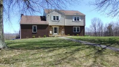 Christiansburg Single Family Home For Sale: 3507 Country Meadow Drive