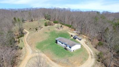 Pearisburg Single Family Home For Sale: 735 Rye Hollow Road