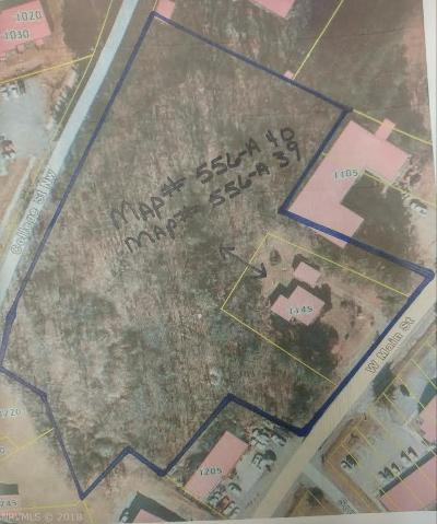 Christiansburg Residential Lots & Land For Sale: 1145 West Main Street