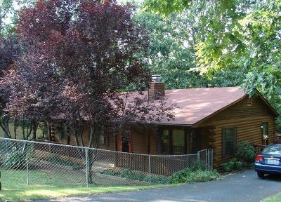 Christiansburg Single Family Home For Sale: 1170 Scott St Street