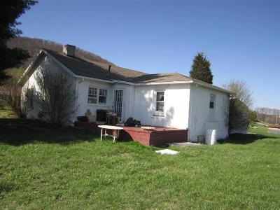 Giles County Single Family Home For Sale: 127 Scenic Lane