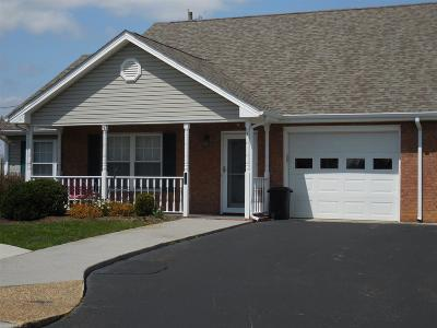 Christiansburg Single Family Home For Sale: 233 Wheatland Ct. Court