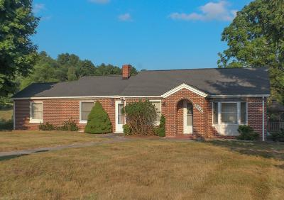 Floyd County Single Family Home For Sale: 2836 N Floyd Hwy Highway