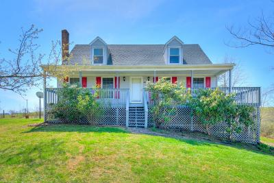 Montgomery County Single Family Home For Sale: 3740 Childress Road