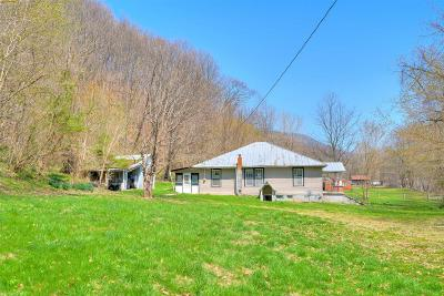 Giles County Single Family Home For Sale: 200 Johnson Avenue